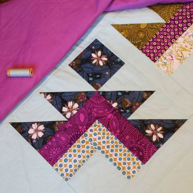 pointed quilt andrea
